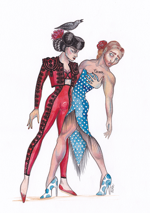 4-3 tango des genres