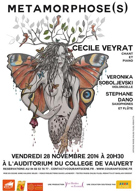 Métamorphoses-affiche